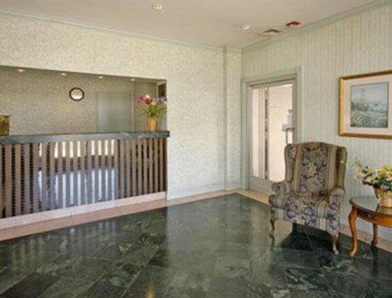 City Center Inn & Suites - San Francisco: Lobby