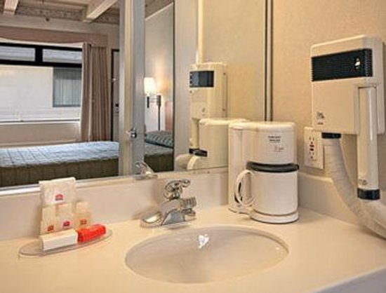 City Center Inn & Suites - San Francisco: Bathroom