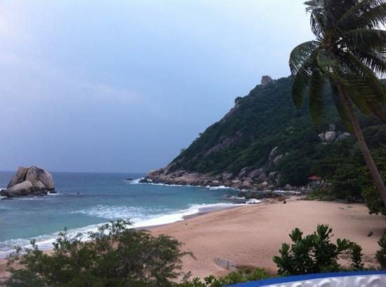 Montalay Beach Resort:                   smuk og dejlig strand.