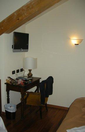 Liberty Hotel : Angolo studiolo