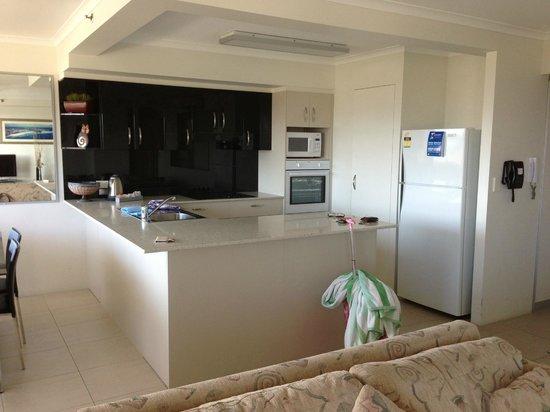 Points North Apartments:                   kitchen