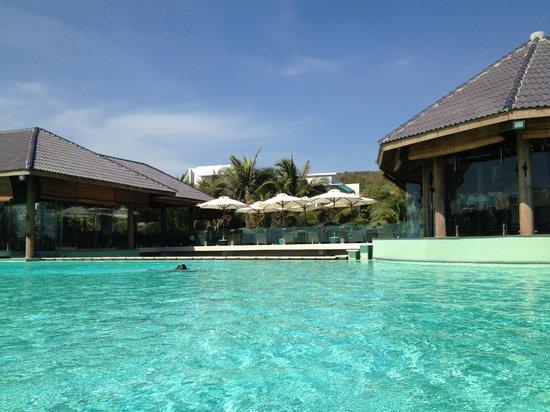 Villa Del Sol Beach Villas & Spa :                   Бассейн