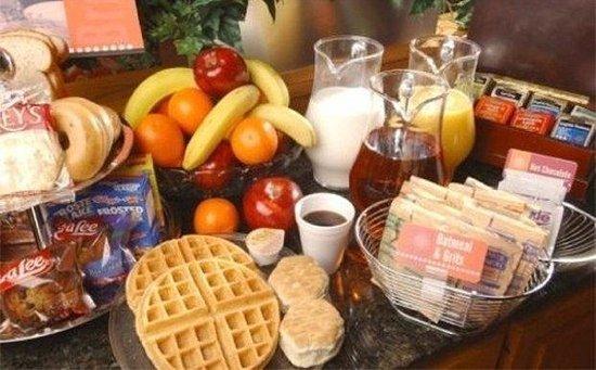 Baymont Inn & Suites Grenada: Breakfast