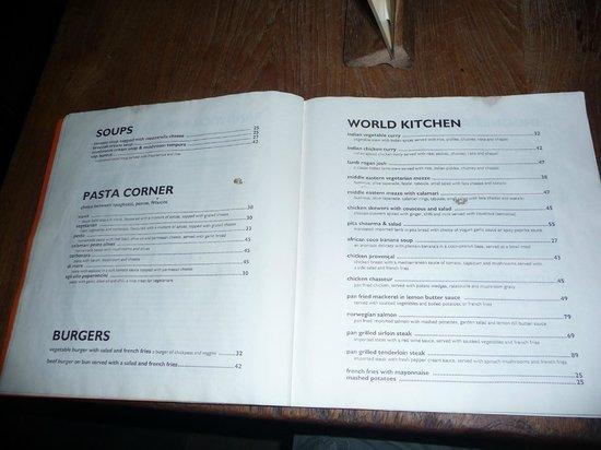 ViaVia: World Kitchen???