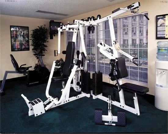 Motel 6 Shreveport: Fitness