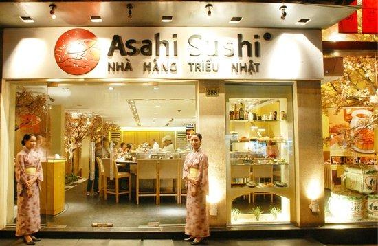 Asahi Sushi Japanese Restaurant