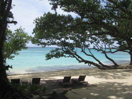Barrier Beach Resort:                   beach