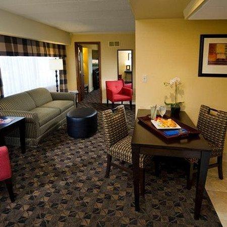 Boulevard Inn: Guest Room
