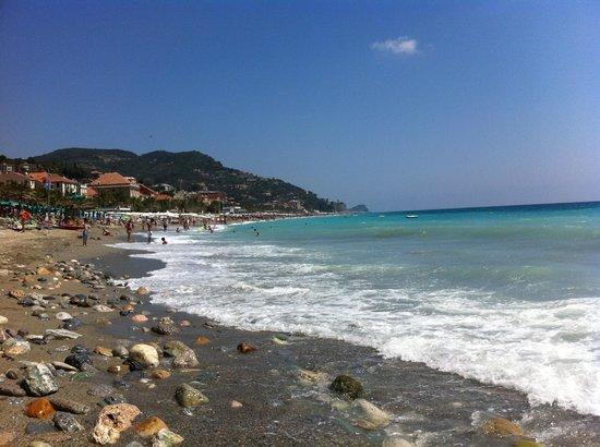 Hotel Noris: Spiaggia di Finale