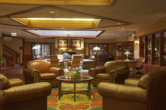 إيجل ريدج ريزورت آند سبا: Lobby view