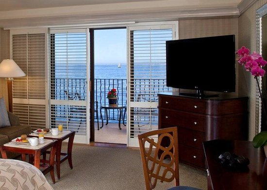 Monterey Bay Inn: Oceanfront Room
