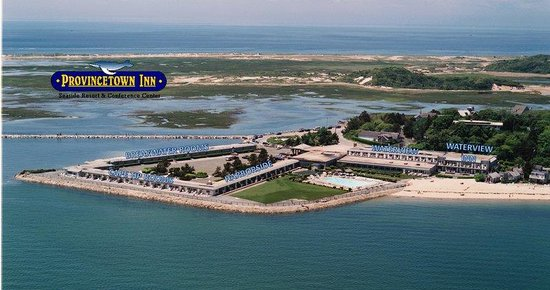 Provincetown Inn Resort & Conference Center: Ptiroomlocations