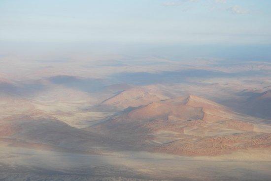 Namib Sky Balloon Safaris: View