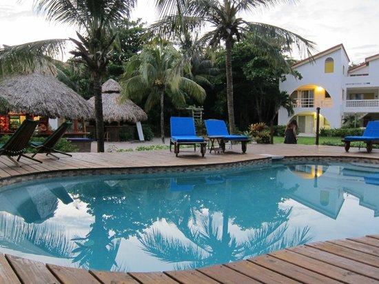 كاريبيان فيلاز هوتل: Nice pool