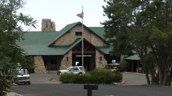 Grand Canyon Lodge - North Rim : Grand Canyon Lodge
