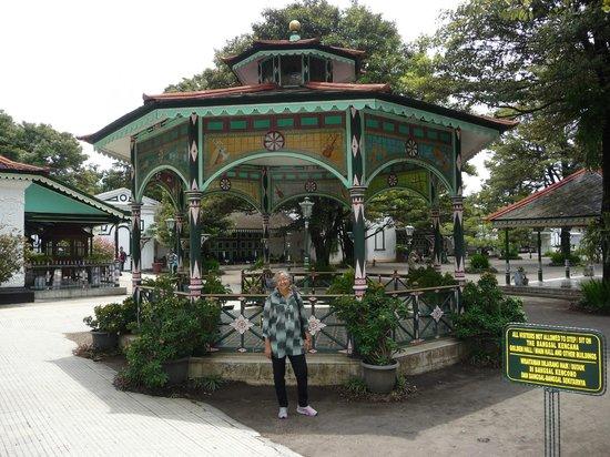 Yogyakarta Palace: Main compound