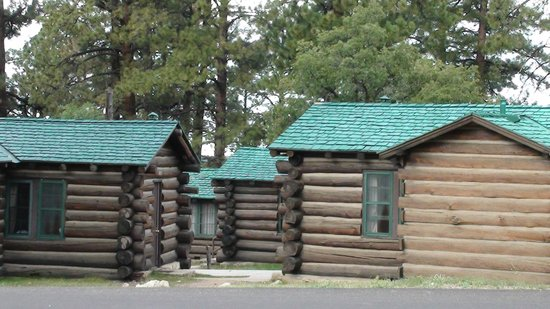 Grand Canyon Lodge - North Rim: Frontier Cabins