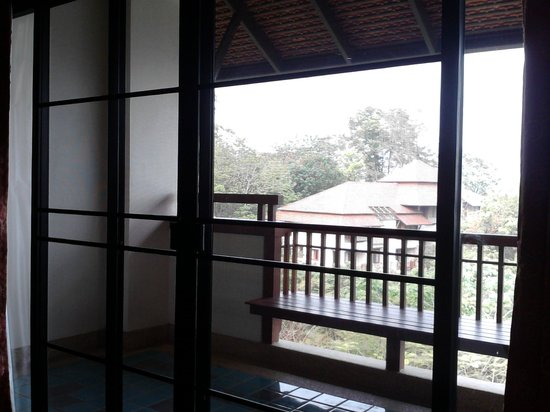 Wanasom Wellness & Aesthetic Resort :                   Balcony