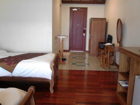 Wanasom Wellness & Aesthetic Resort:                   Room