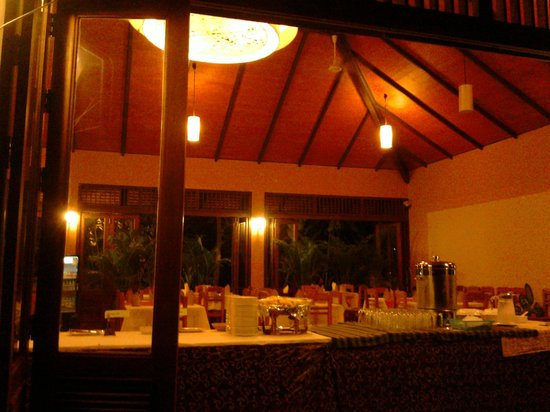 Wanasom Wellness & Aesthetic Resort :                   Restaurant