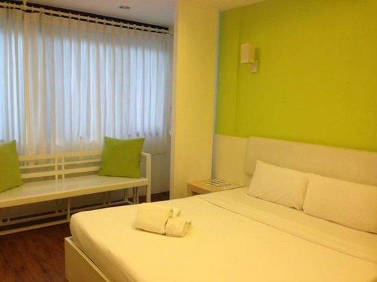 โรงแรมบูดาโค: Room