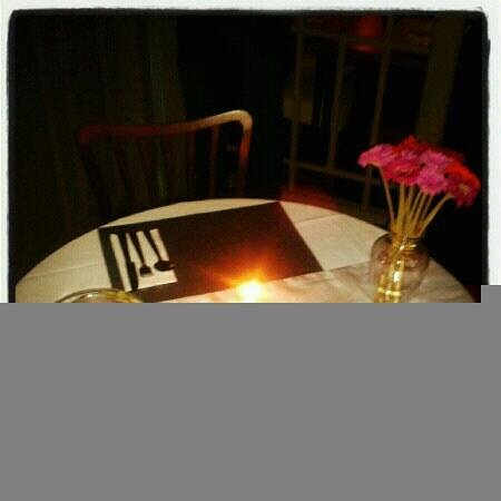 Jambu Restaurant and Lounge :                   romantic candle light dinner