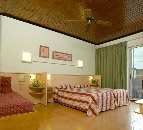 Xaine Park Hotel: Habitación superior