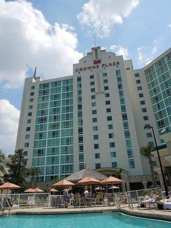 Crowne Plaza Orlando - Universal Blvd:                   Hotel mit Pool