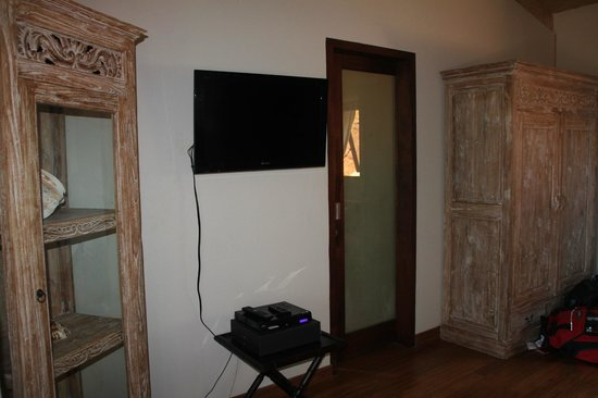 Les cases de Plum: Chambre