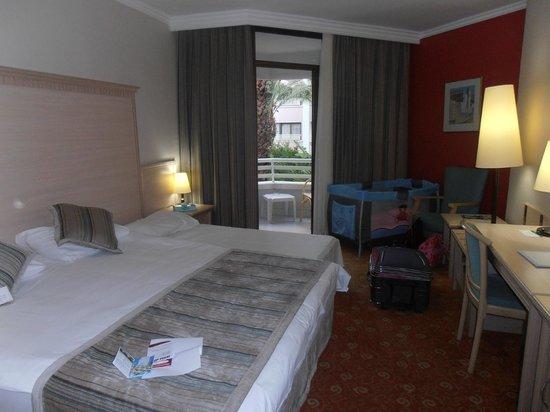 Hotel Aqua: Номер