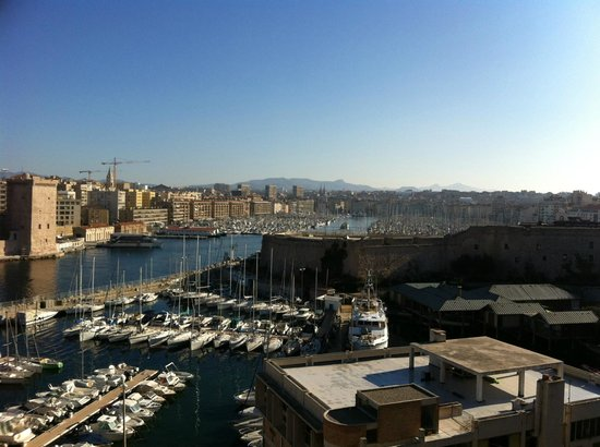 Sofitel Marseille Vieux-Port: vue
