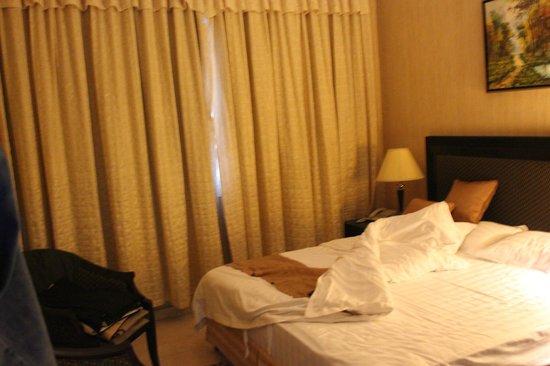 Pangulf Hotel Suites:                   Bedroom