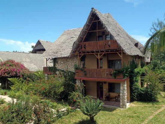 Palumboreef Beach Resort : camere