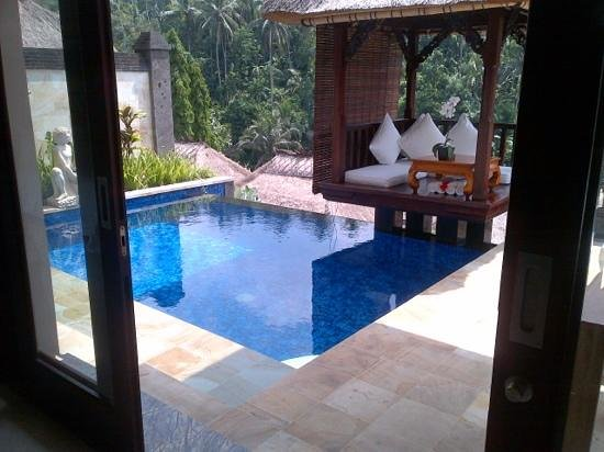 Viceroy Bali: Well designed to maintain privacy