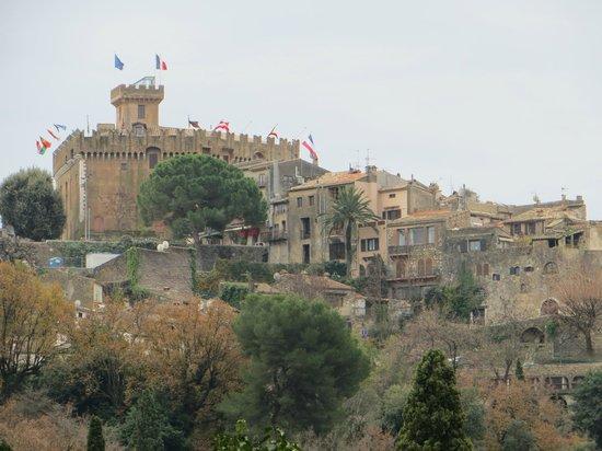Sandton Hôtel & Residence Domaine Cocagne:                   Le Haut de Cagnes Grimaldi Chateau