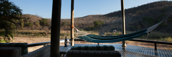 Amakhosi Safari Lodge: New look river suite deck