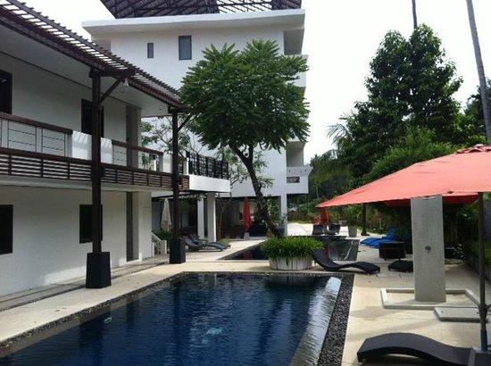 สุรินทรา รีสอร์ท:                   Hotel View