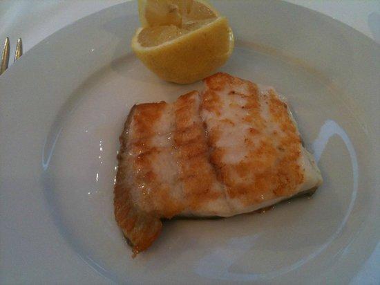Incosol Hotel and Spa: repas du soir diététique