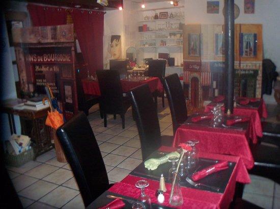 Du Cote de Chez Swann : salle du restaurant