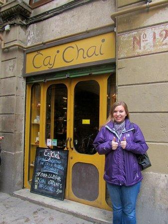 Caj Chai :                   So glad I found it again!