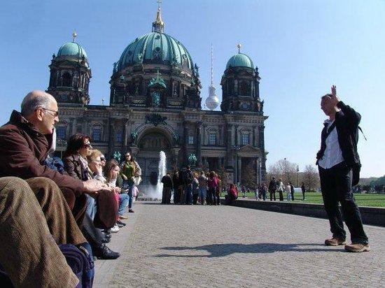 A Berlino Con Luca