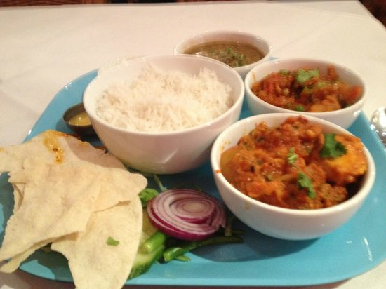 Mama's Nepalese Kitchen: Nepalese 'special' under £10 January 2013