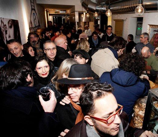 Photo of Italian Restaurant Tamero' at Piazza Santo Spirito 11/r, Florence 50125, Italy