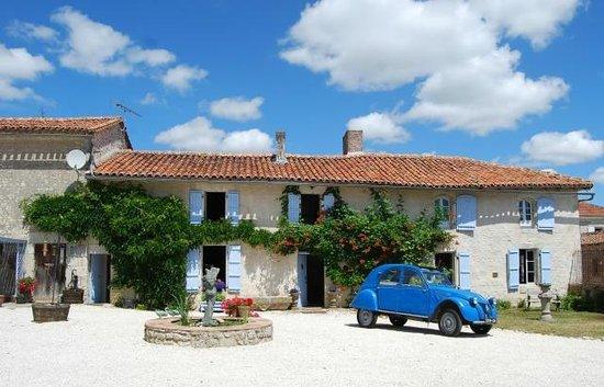 Le Bourg Nonac : Le Bourg
