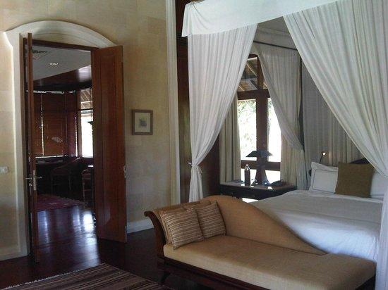 Four Seasons Resort Bali at Jimbaran Bay: Room