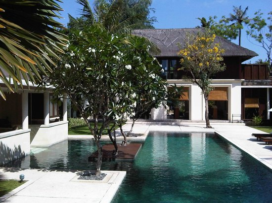 Four Seasons Resort Bali at Jimbaran Bay: Residence's pool
