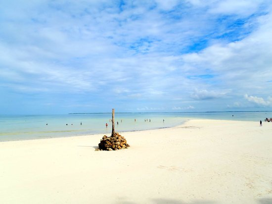 Palumboreef Beach Resort: spiaggia