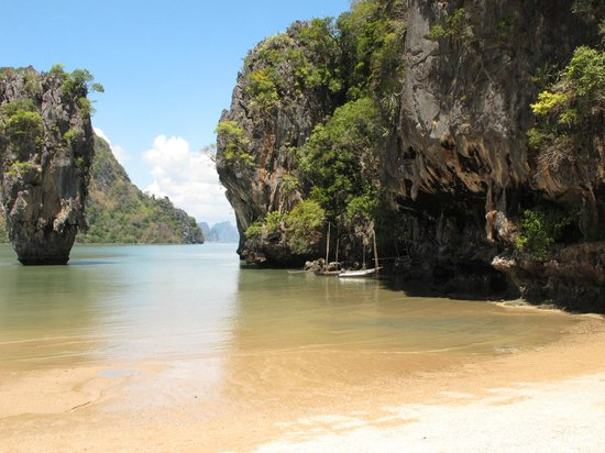 Amanpuri: James Bond Island