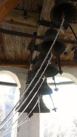 Volgskaya Riviera:                   Колокола колокольни Спасо-Преображенского собора