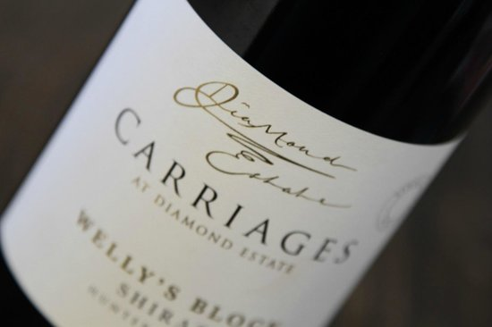 Carriages Boutique Hotel & Vineyard: Carriages Boutique Wine, Hunter Vallety